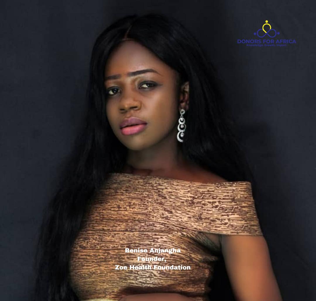 member spotlight Benisa Ajangha