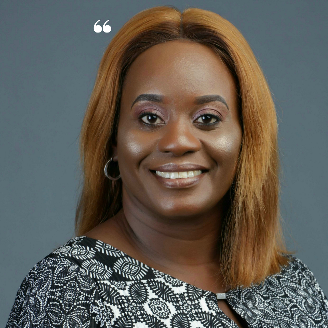 Eniola, founder, Tributary Initiative For Learning